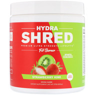 Sparta Nutrition, Hydra Shred, Premium Ultra Strength Lipolytic Fat Burner, Strawberry Kiwi, 9.52 oz (270 g)