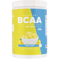 Sparta Nutrition, Spartan BCAA, Amino Blend, Lemon Drop, 9.52 oz (270 g)