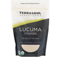 Terrasoul Superfoods, Lucuma Powder, The Gold Of The Incas, 16 oz (454 g)