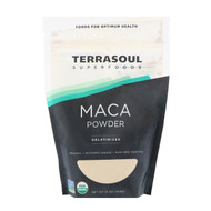 Terrasoul Superfoods, Maca Powder, Gelatinized, 16 oz (454 g)