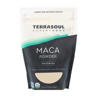 Terrasoul Superfoods, Maca Powder, Gelatinized, 16 oz (454 g)