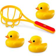 Tolo Toys, Mini Bath Duck Set, 12+ Months, 1 Set