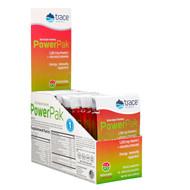 Trace Minerals Research, Trace Minerals Research, Electrolyte Stamina, Power Pak, Watermelon Effervescent, 30 Packets, 0.19 oz (5.5 g) Each
