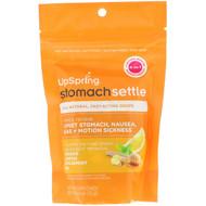 UpSpring, Stomach Settle, Lemon-Ginger Honey Flavor, 4.0 oz (112 g)
