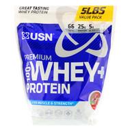 USN, Premium 100% Whey + Protein, WheyTella, 5 lbs (2.27