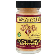 Whole World Botanicals, Royal Maca Powder, 2.01 oz (57 g)