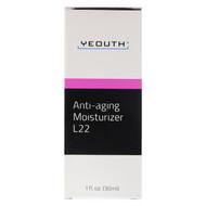 Yeouth, Anti-Aging Moisturizer L22, 1 fl oz (30 ml)