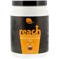 Zahler, Reach, Whey Protein, Chocolate, 1.1 lb (511 g)