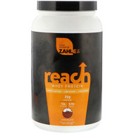 Zahler, Reach, Whey Protein, Chocolate, 2.3 lb (1022 g)