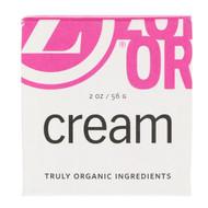 Zoe Organics, Cream, 2 oz (56 g)