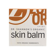 Zoe Organics, Dr. Shannons Organic, Skin Balm, 2 oz (56 g)