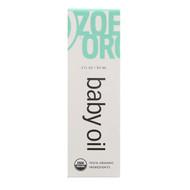 Zoe Organics, Organic Baby Oil, 2 fl oz (60 ml)