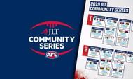 Enter AFL JLT 2019 Tipping Comp