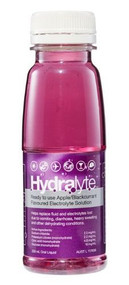 3 PACK OF Hydralyte Ready to Use Electrolyte Solution Apple Blackcurrant 250ml