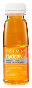 3 PACK OF Hydralyte Ready to Use Electrolyte Solution Orange 250ml