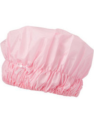 3 PACK OF Shower Cap Frosted Colour