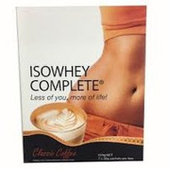 3 PACK OF Isowhey Complete Classic Coffee Single Sachet 32g