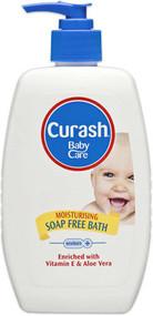 3 PACK OF Curash Baby Bath Soap Free 400Ml