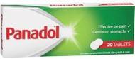 3 PACK OF Panadol 20 Tablets