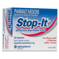 3 PACK OF Stop It 2mg 20 Capsules