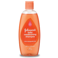 3 PACK OF Johnson's Baby Shampoo And Conditioner 200Ml