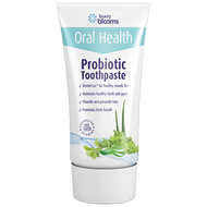 3 PACK OF Henry Blooms Probiotic Toothpaste 100g