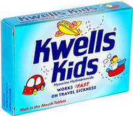 3 PACK OF Kwells Kids Tablets 12