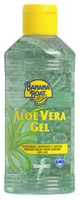 3 PACK OF Banana Boat Pure Aloe Vera Gel 250g