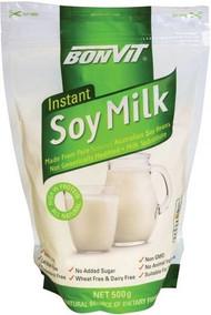 3 PACK OF Bonvit Soy Milk Powder 500G