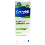 3 PACK OF Cetaphil Daily Advance Ultra Hydrating Lotion 85G