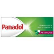 3 PACK OF Panadol Mini Capsules 48