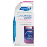 3 PACK OF Manicare Calcium Nail Builder 12ml