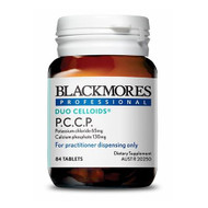 3 PACK OF Blackmores Professional P.C.C.P. 84 Tablets