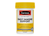 3 PACK OF Swisse Ultiboost Daily Immune Support 60 Tablets
