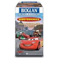 3 PACK OF Bioglan Kids Gummies Multivitamin Boys 60S