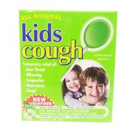3 PACK OF Kids Cough Lozenges On A Stick 10 Apple