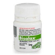 3 PACK OF Bisalax 5Mg Tablets 200