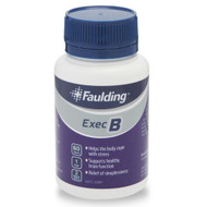 3 PACK OF Faulding Executive B 60 Tabs