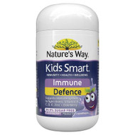 3 PACK OF Nature's Way Kids Smart Immune Defence Chewable 50 Tablets