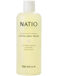 3 PACK OF Natio Rosewater And Chamomile Toner 250ml