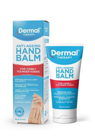 3 PACK OF Dermal Therapy Anti-Ageing Hand Balm 40g
