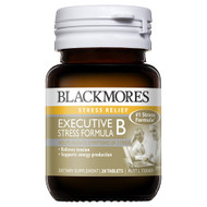 3 PACK OF Blackmores Executive B Stress Formula 28 Tablets