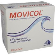 3 PACK OF Movicol 13G Sachets 30
