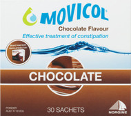 3 PACK OF Movicol Chocolate 13G 30 Sachets