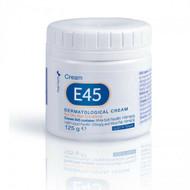 3 PACK OF E45 Skin Cream 125g