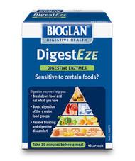 3 PACK OF Bioglan Digest Eze 40 Capsules