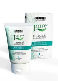 3 PACK OF FOUR SEASONS PURE LUBRICANT 60ML