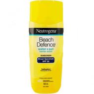 3 PACK OF Neutrogena Beach Defence Sunscreen Lotion SPF 50 198ml
