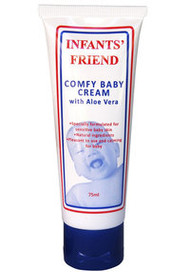 3 PACK OF Infants Friend Comfy Baby Cream 75Ml
