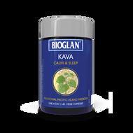 3 PACK OF Bioglan Kava 40 Capsules